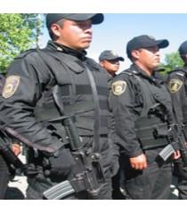 Chalecos Policía Municipal